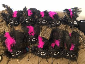 Party decorations masquerade mask for Sale in Lockhart, FL