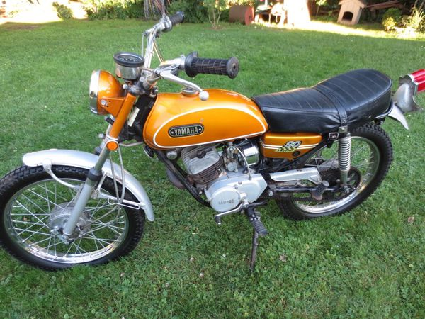 Yamaha Enduro 1970 HT1