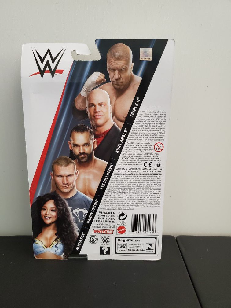 TYE DILLINGER WWE Mattel Basic Series 83 Wrestling Action Figure Toy NEW NIB. Condition is New.