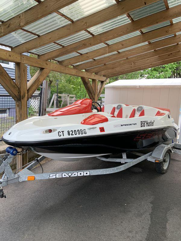 Sea doo speedster 150