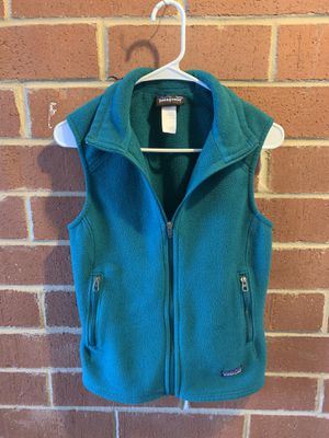 Photo Patagonia synchilla vest