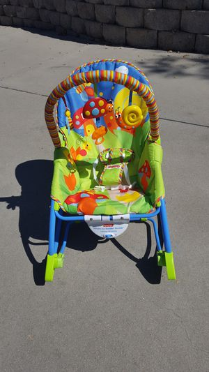 Photo FISHER PRICE INFANT TO TODDLER ROCKER