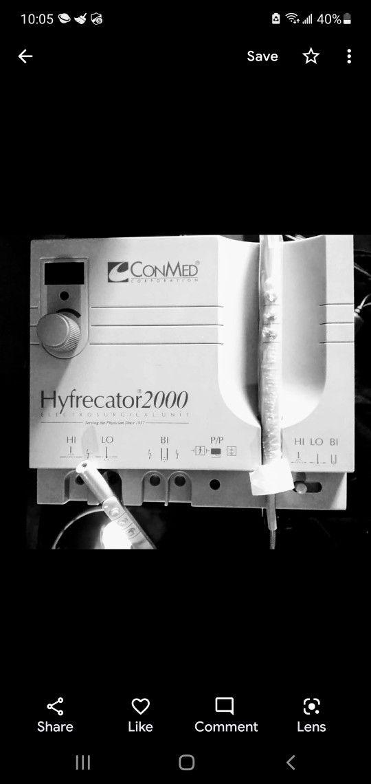 Hyfrecator2000