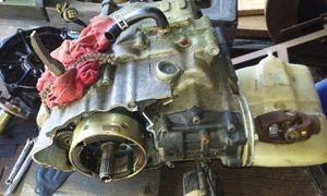 Yamaha 225dx 3 wheelers motor.atv for Sale in Dinwiddie, VA