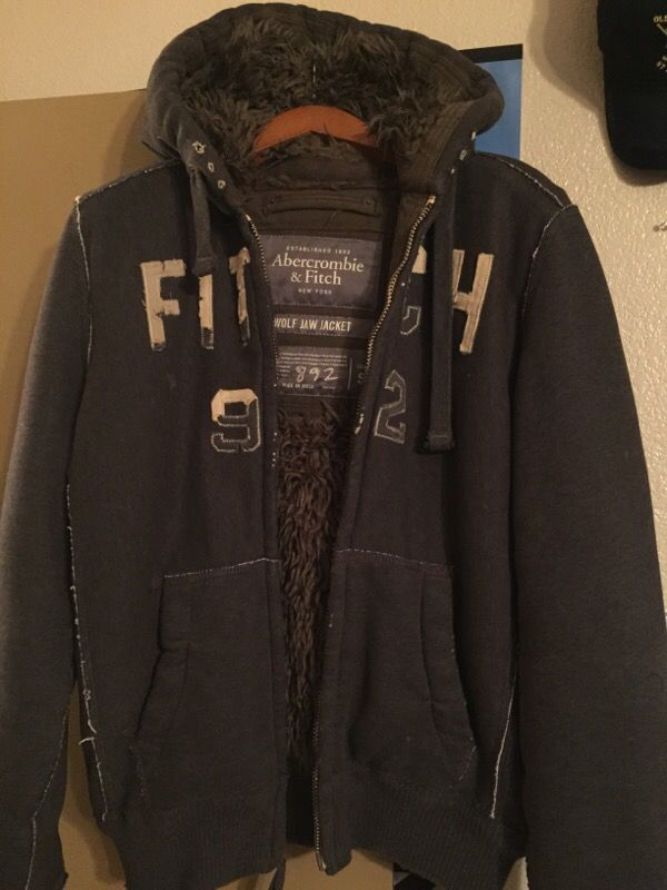 95ba5778a Abercrombie Wolf Jaw Jacket for Sale in Tempe, AZ - OfferUp