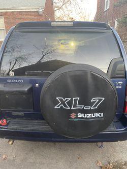 2002 Suzuki XL7 Thumbnail