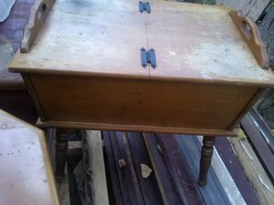 Antique table stand for Sale in Dallas, TX