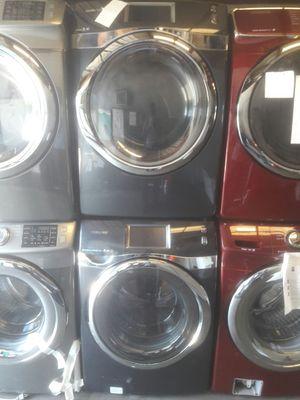 Samsung Front Load Washer and Dryer Sets - WARRANTY for Sale in Atlanta, GA