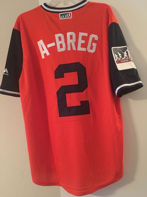 hot sale online 48f3e 0f4a7 A Breg nick name jersey size medium for Sale in South Houston, TX - OfferUp