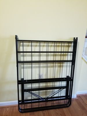 Single twin metal bed frame for Sale in Chantilly, VA