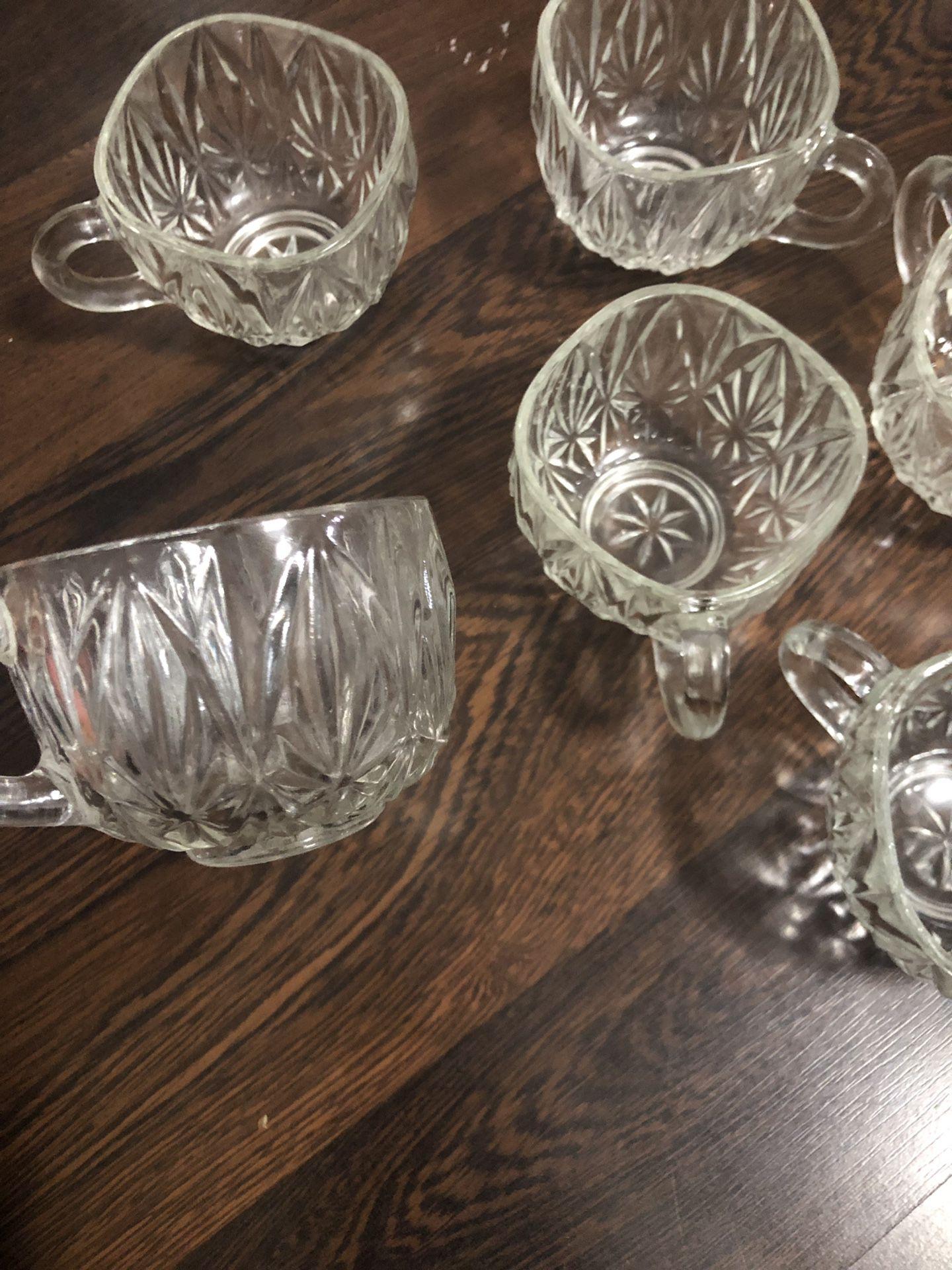 Cup 6 pieces