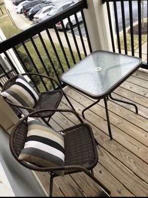 3- piece patio set for Sale in Chillum, MD