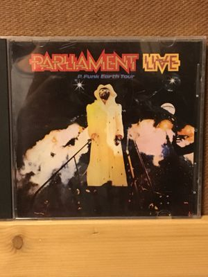 Parliament Funkadelic George Clinton compact disc for Sale in Austin, TX