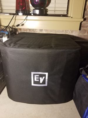 Like new EV subwoofer! 1300 watts! New lowered price! for Sale in St. Louis, MO