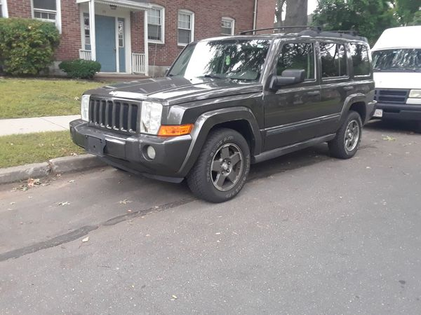 2006 Jeep Commander Run 100 For Sale In Springfield Ma Offerup