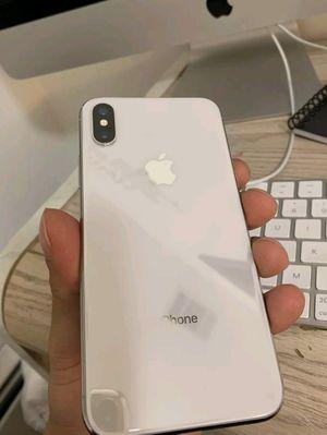 Iphone X 256 Gb UNLOCKED EXCELLENT CONDITION for Sale in Fairfax, VA