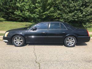 2008 Cadillac DTS platinum for Sale in Springfield, VA