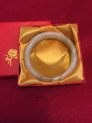 Pure blonde jade bracelet for Sale in Phoenix, AZ