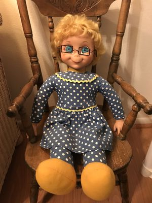 Mrs. Beasley Reproduction Talking Doll for Sale in Orlando, FL