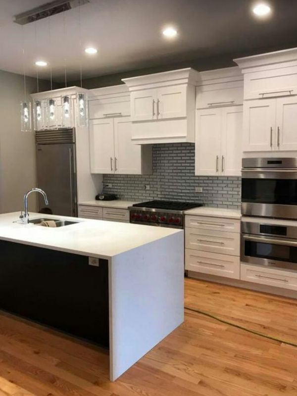 Custom kitchen cabinets, wood kitchen cabinet for Sale in ...