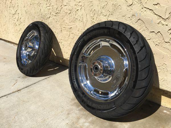 Used Harley Davidson Wheels >> Harley Davidson Wheels For Sale In San Diego Ca Offerup