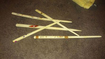 Chop sticks Thumbnail