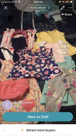 5b8f702f4e5b New and Used Baby clothes for Sale - OfferUp