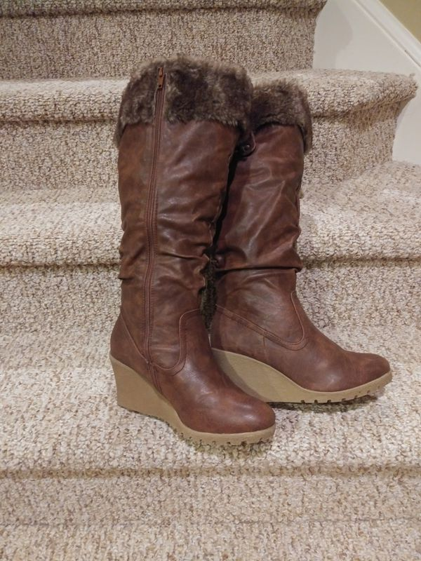 41999f9d8c2 New Women s Size 10WW Avenue Boots WIDE CALF   WIDE WIDTH for Sale ...