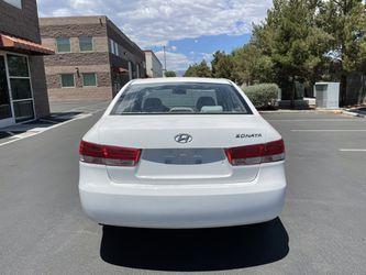 2007 Hyundai Sonata Thumbnail