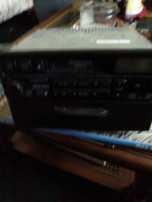 OEM Honda radio,and center console for Sale in Cumberland, VA