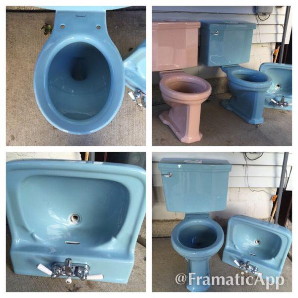 American Standard Vintage Toilets For Sale In Northville