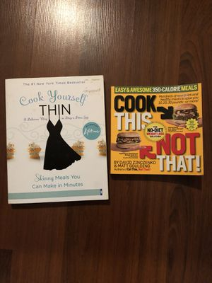 Cookbooks for Sale in Dallas, TX