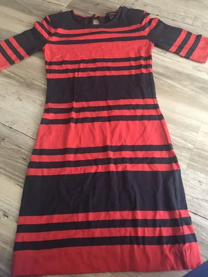 Blue / navy French connection dress for Sale in Tampa, FL