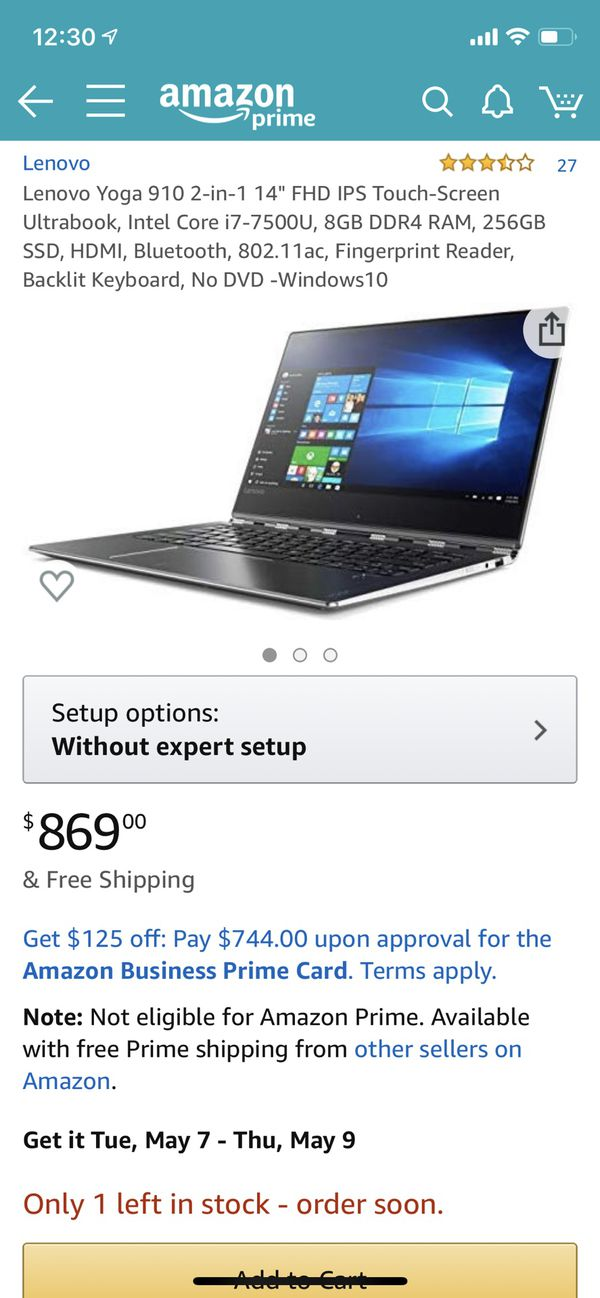 New and Used Lenovo laptop for Sale in Delray Beach, FL - OfferUp