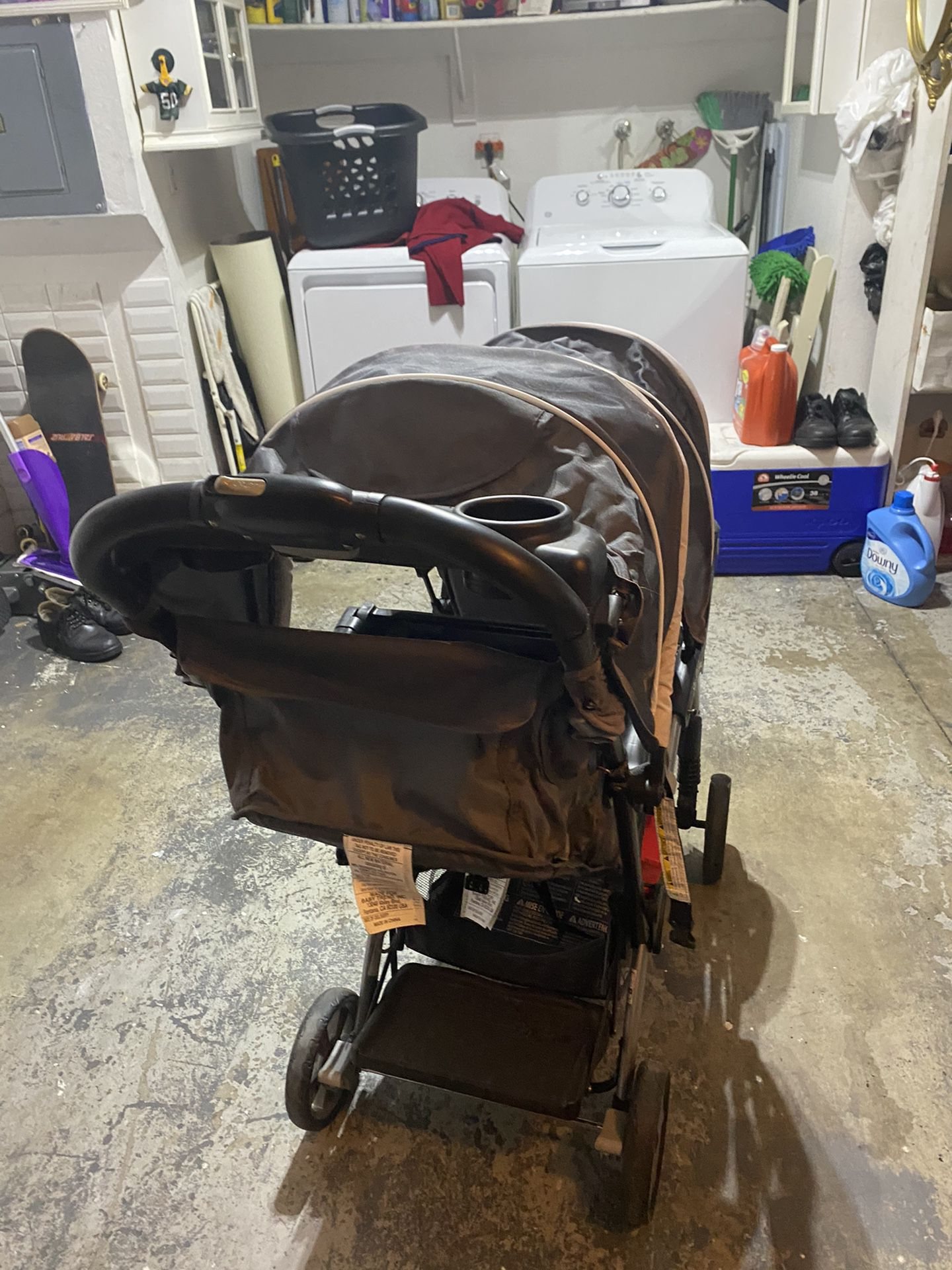 Stroller Double And Stand