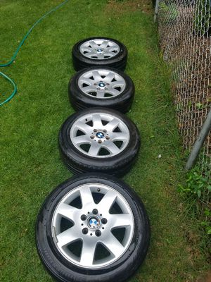 BMW wheels size 16 for Sale in Manassas, VA