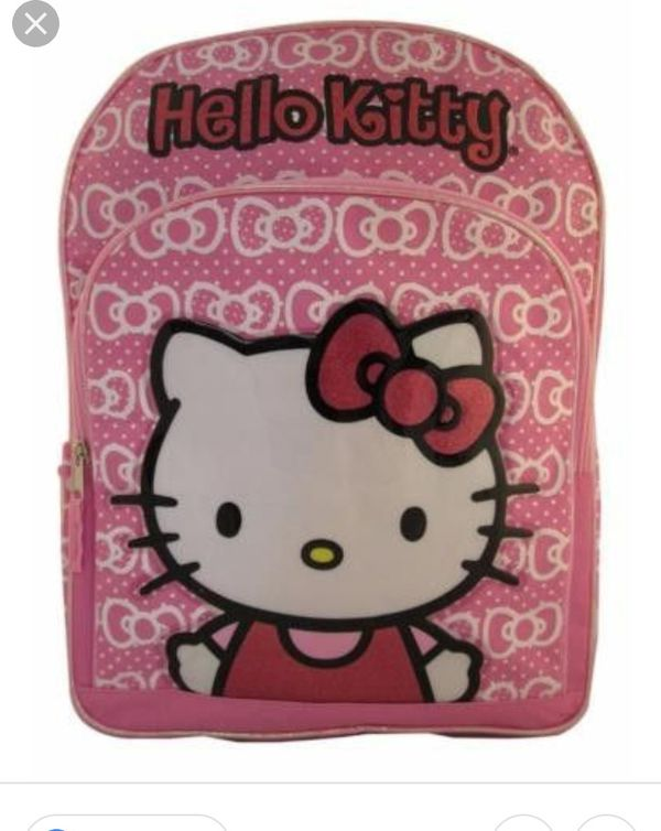 New hello kitty backpack (Baby   Kids) in El Monte, CA - OfferUp e9f9798f72