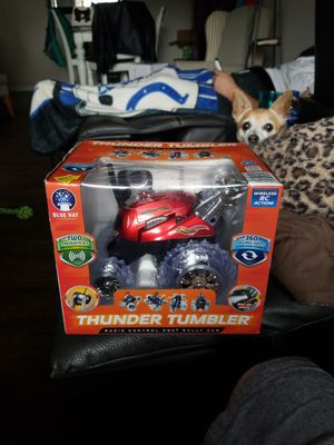 Thunder Tumbler Rc 360 Really Car For Sale In Greenwood In Offerup