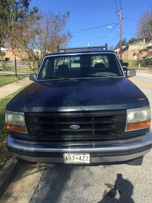 92 Ford F-150 5.8 lit for Sale in Fort Washington, MD