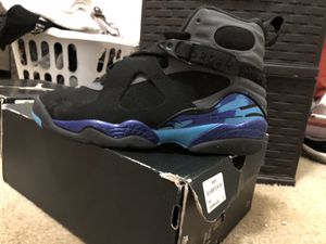 Jordan 8's 5Y perfect condition for Sale in Annandale, VA