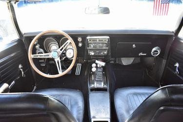 1968 Chevrolet Camaro Thumbnail