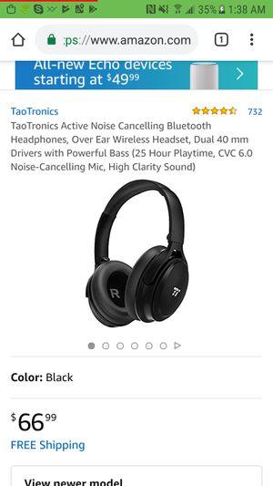 Wireless earphones with mic for Sale in Arlington, VA