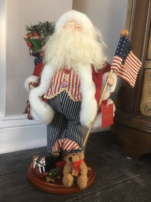 American Flag Santa Stand for Sale in New Market, MD
