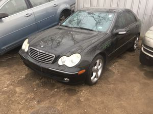 2004 Mercedes Benz C230 for parts for Sale in Dallas, TX