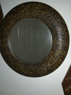 Round mirror for Sale in Alexandria, VA