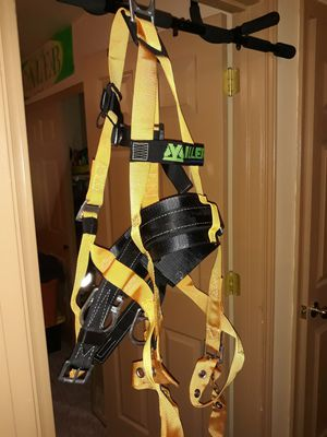 Never used Miller safety harness for Sale in St. Peters, MO