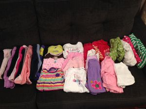 Girls Winter 9 Month Clothing Lot *Cheap*m for Sale in Silver Spring, MD