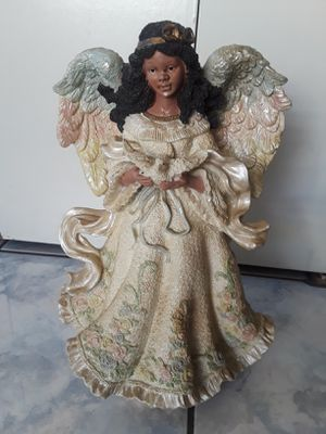 Elegant Resin Angel. Home Decor for Sale in Houston, TX