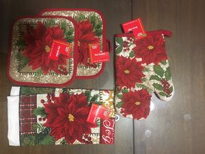 Christmas Holiday Kitchen Wares - NEW for Sale in Orlando, FL