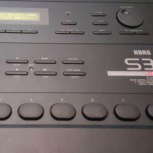 Korg S3 Drum Machine Rhythm Workstation for Sale in Orlando, FL